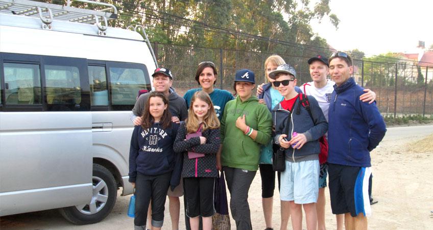 Family Adventure Trekking Nepal