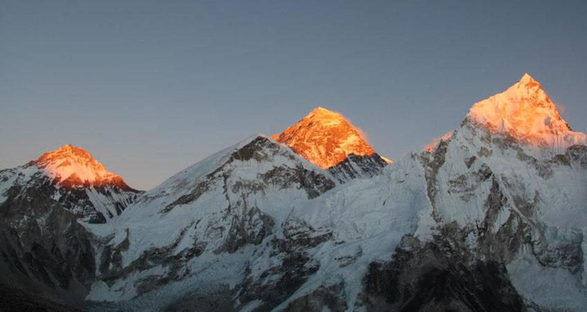 Gokyo, Chola pass, Kalapathar and Everest Base Camp Trek